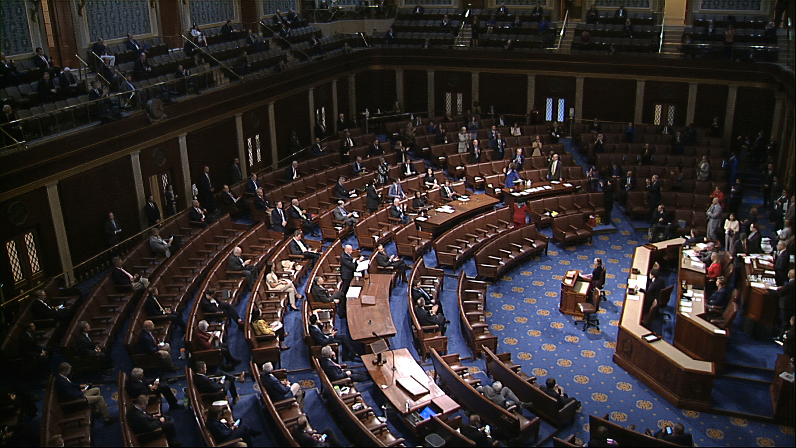 House passes $2.2 trillion virus relief