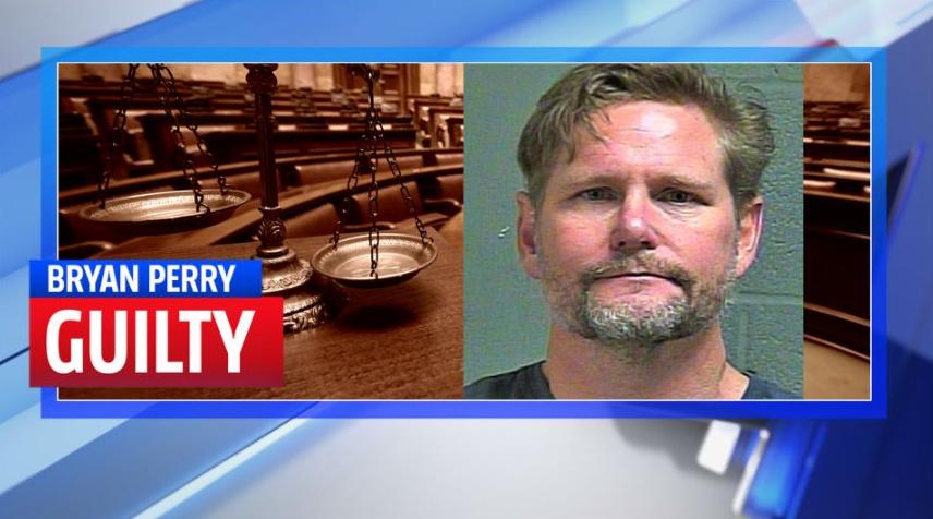 Bryan Perry Guilty