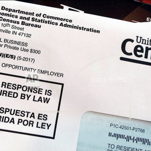 Scams have become a persistent problem when the U.S. Census Bureau does its once-a-decade count of the U.S. population.
