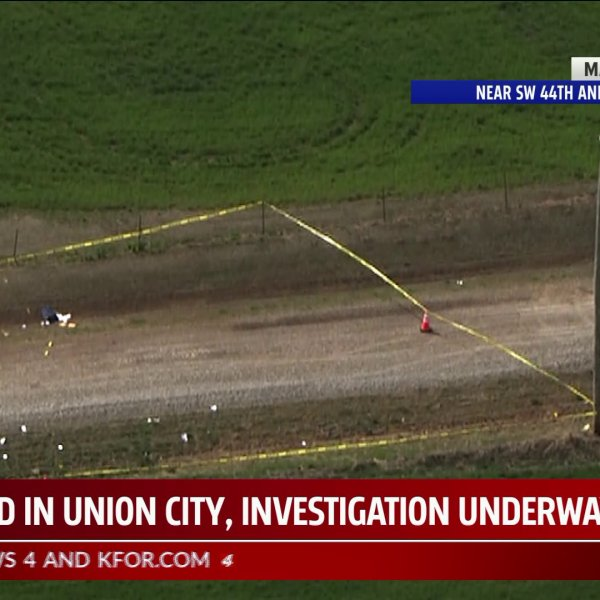 Crime scene in Union City after body found