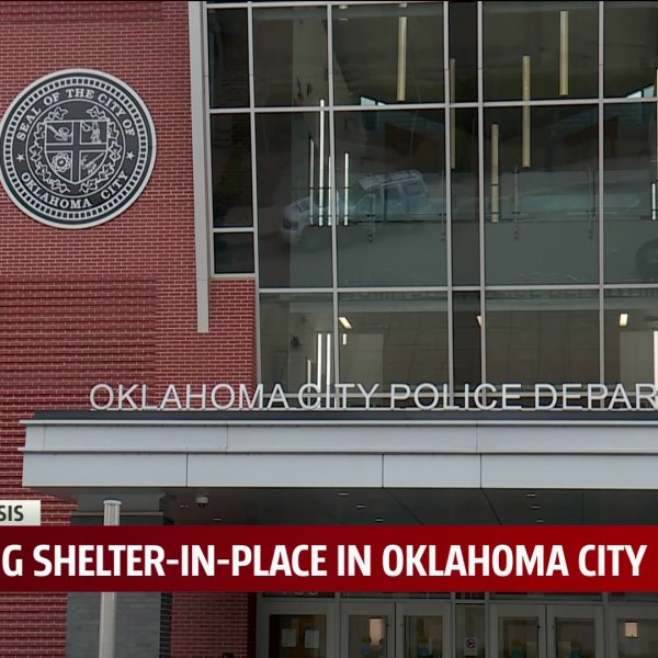 Oklahoma City Police Department exterior