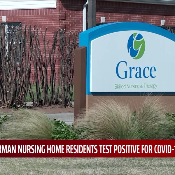 grace living center sign