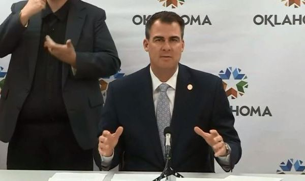 March 27, 2020: Governor Kevin Stitt and members of the Governor's Solution Task Force gave an update on the state's response to the COVID-19 pandemic.