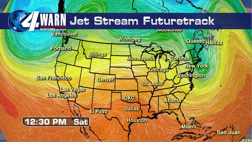 Warming Trend Through Saturday