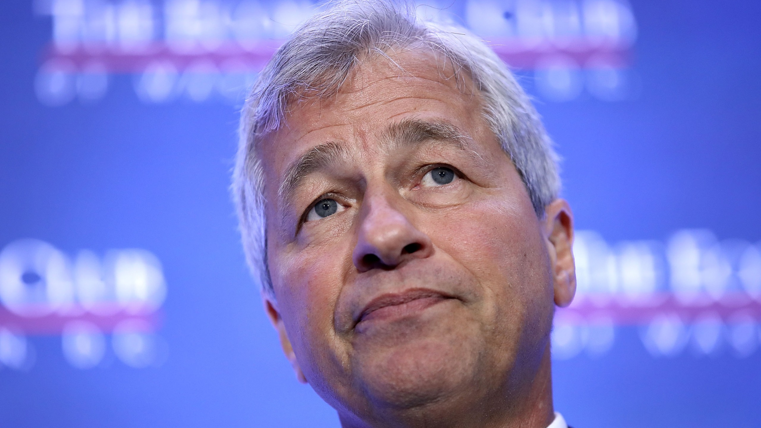 Chase CEO Jamie Dimon Addresses The Economic Club Of Washington