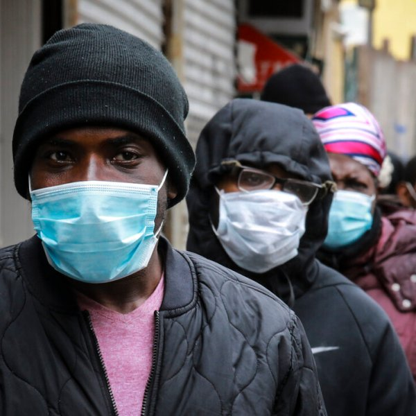 APTOPIX Virus Outbreak-Race