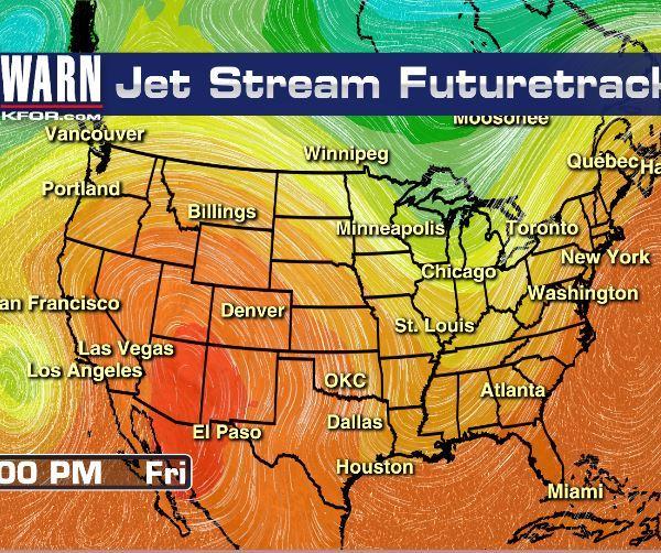 Nice Weather Pattern Returns Friday