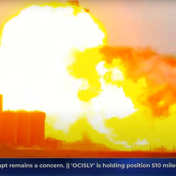 spacex explosion - photo #15