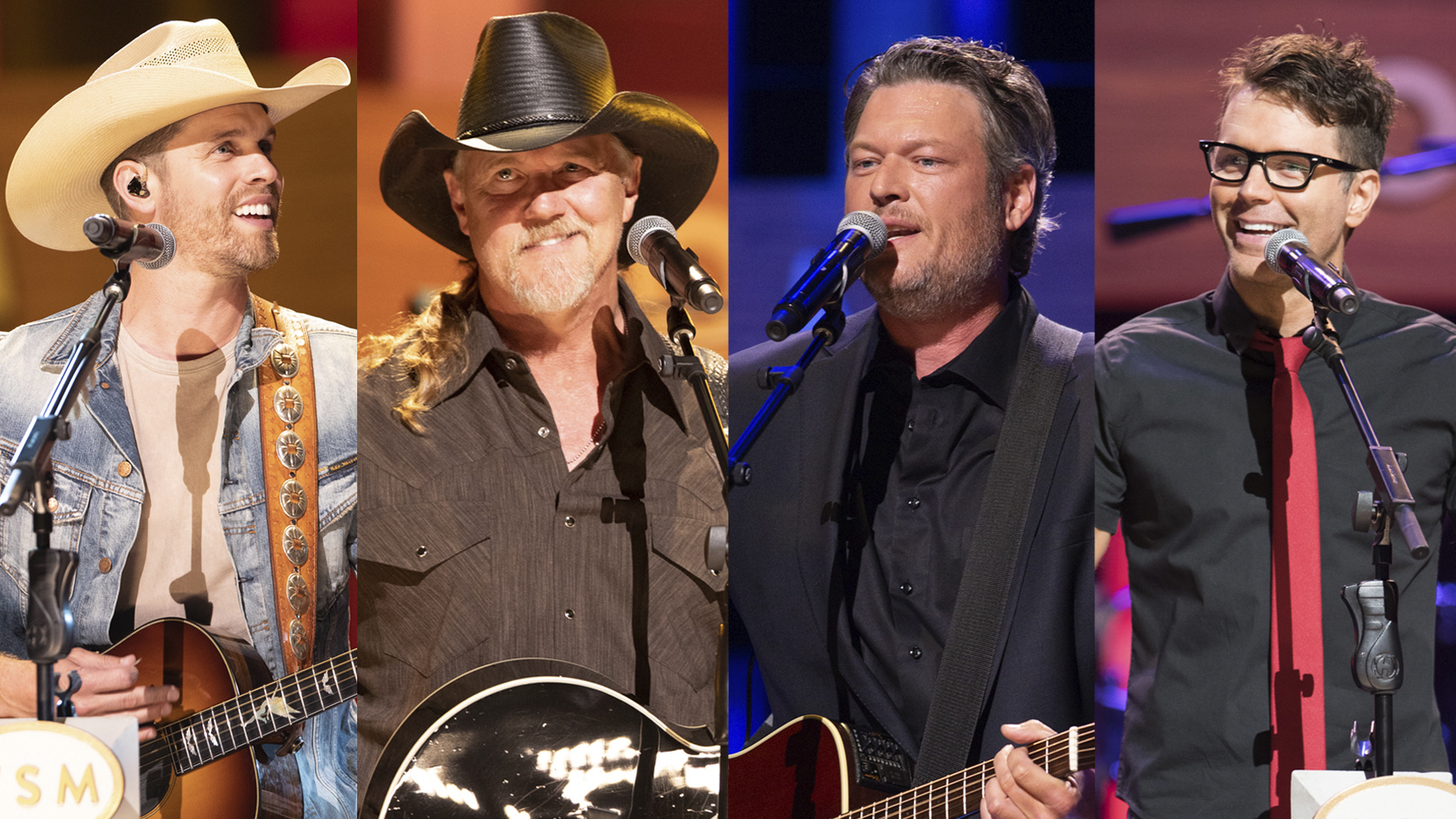 Picture of country music artists