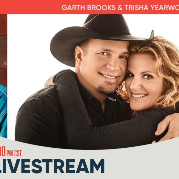 Picture of Garth Brooks and Trisha Yearwood
