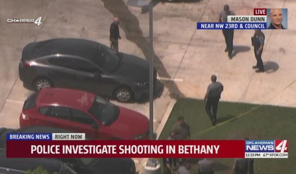 Bethany police investigate shooting