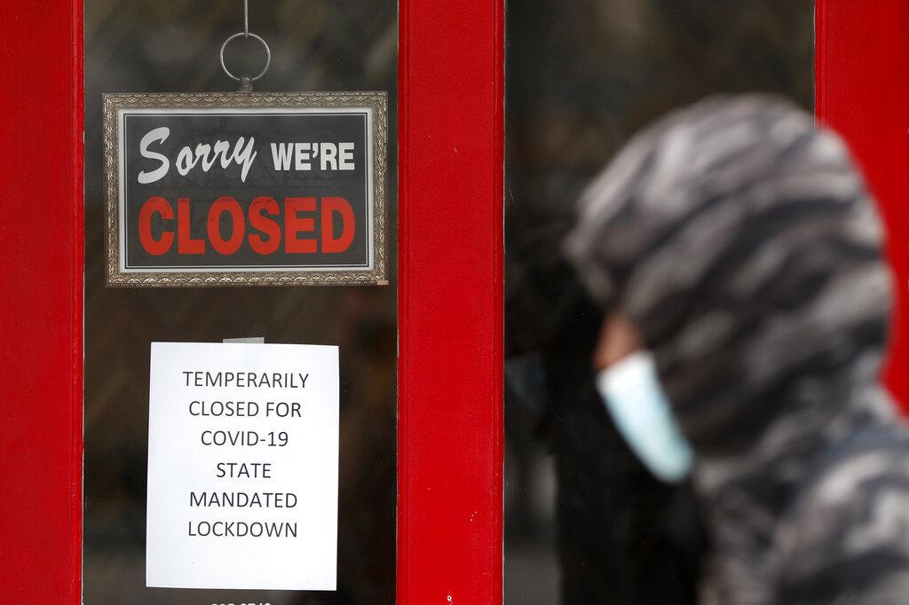 Virus Outbreak Unemployment Michigan