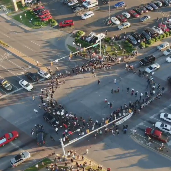 Picture of Oklahoma City Protest
