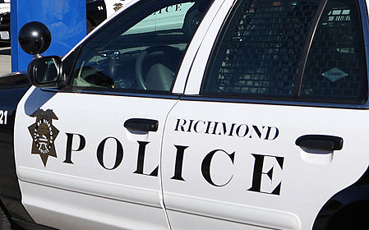 Picture of Richmond Police Car