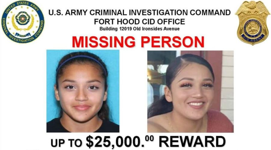Vanessa Guillen Missing Soldier