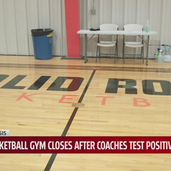 Edmond basketball gym