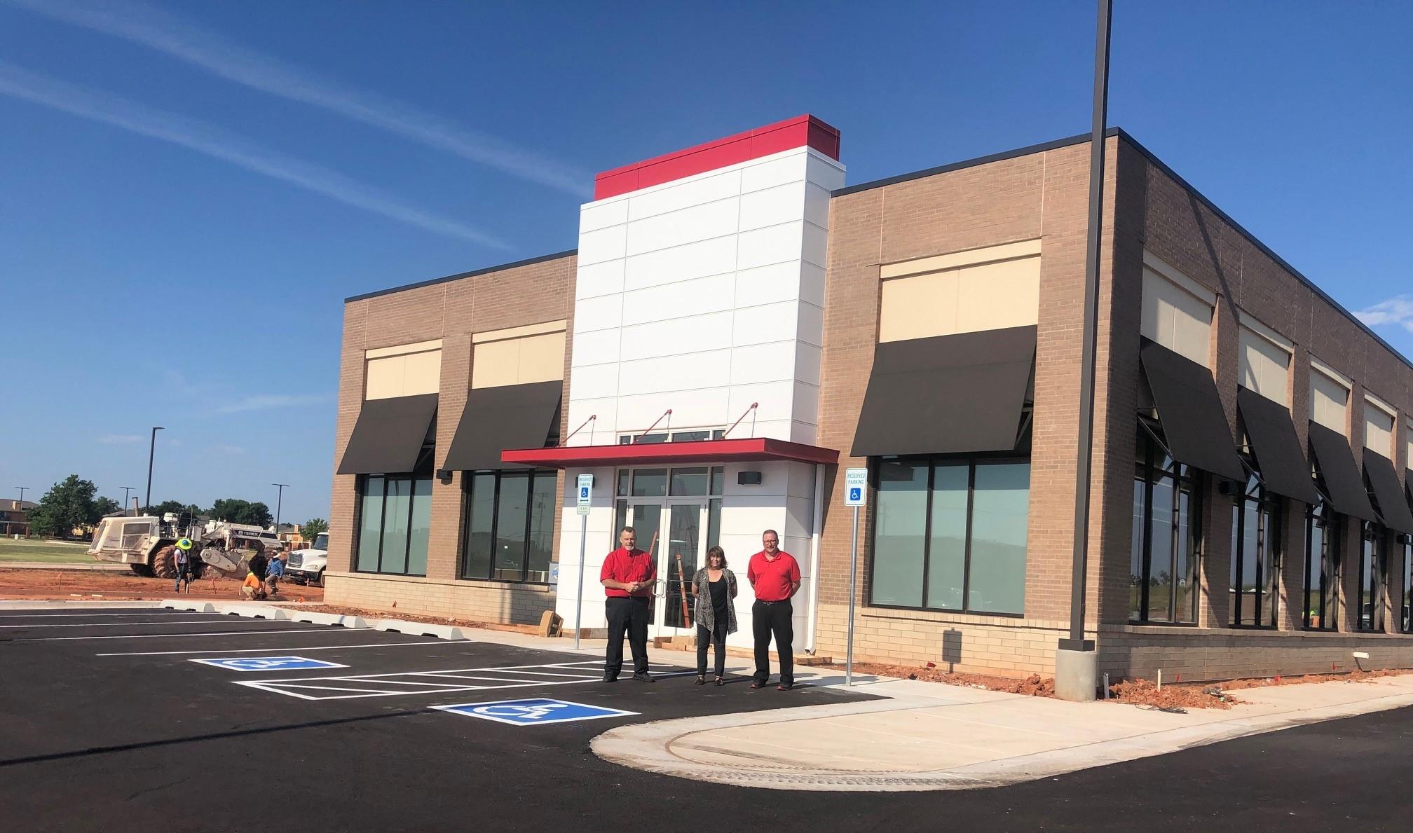 Aaa Opening Car Care Location In Quail Springs Area Of Okc Kfor Com Oklahoma City