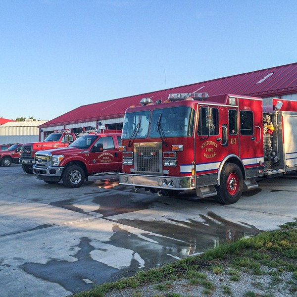 Whitehorn Fire Department