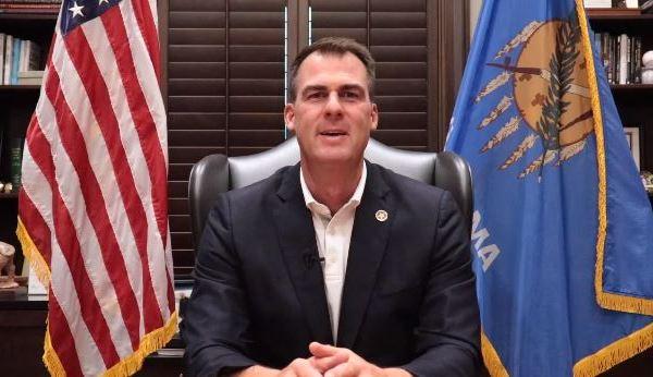 image of governor kevin stitt