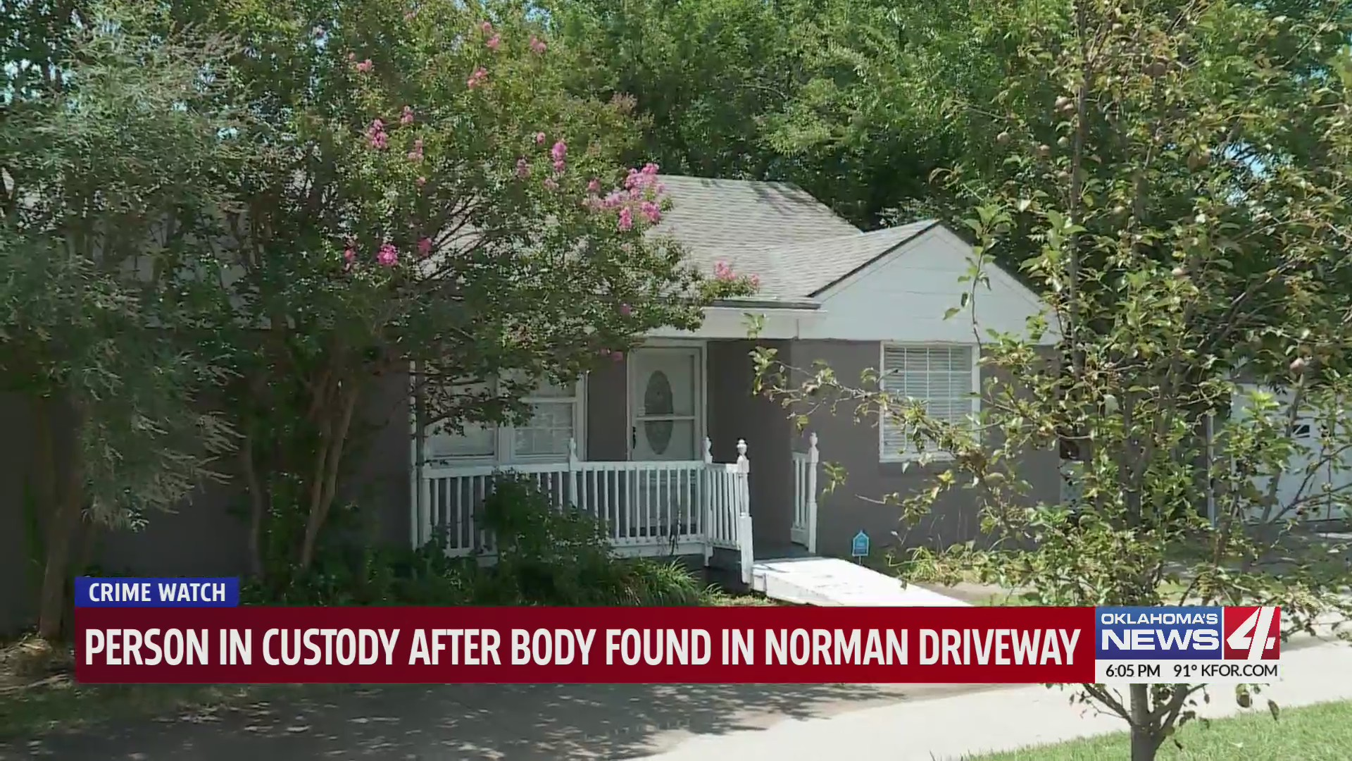 Norman police investigate suspicious death after body found in driveway - Presidential Gardens Apartments Norman Ok 73072
