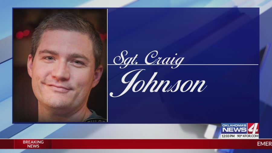 Sgt. Craig Johnson