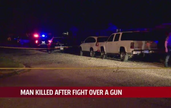 One person is dead after a shooting in S.E. OKC.