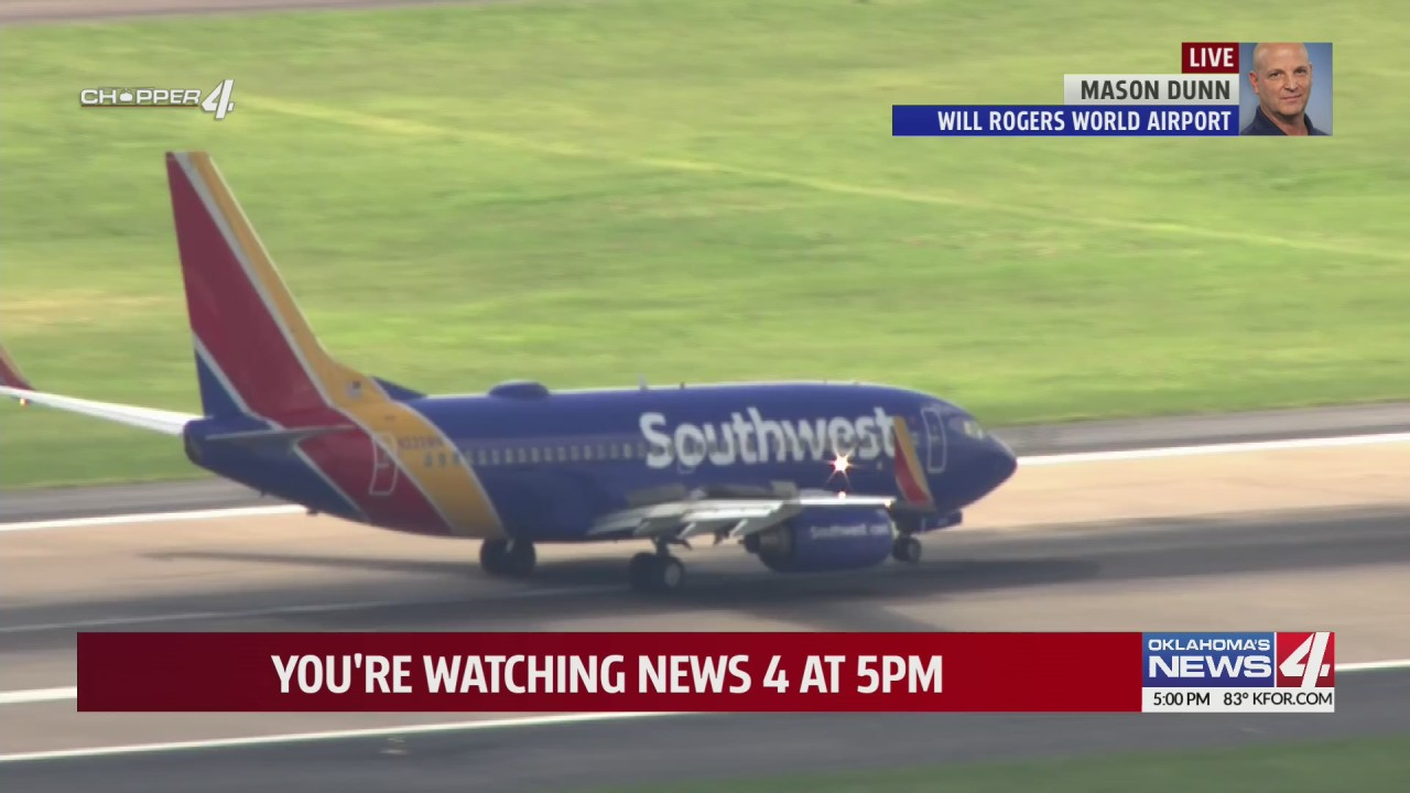 Watch: Southwest Airlines pilot makes perfect landing after emergency declared on flight