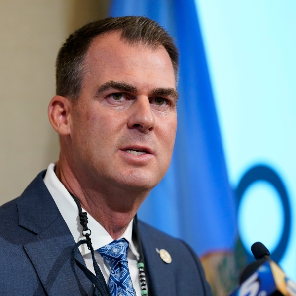 Picture of Gov. Kevin Stitt