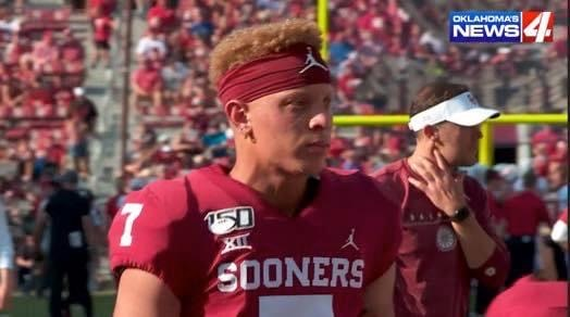 Breaking Spencer Rattler Named Ou S Starting Quarterback Kfor Com Oklahoma City
