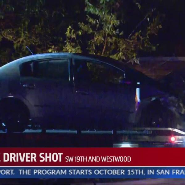 Rideshare driver shot in southwest Oklahoma City