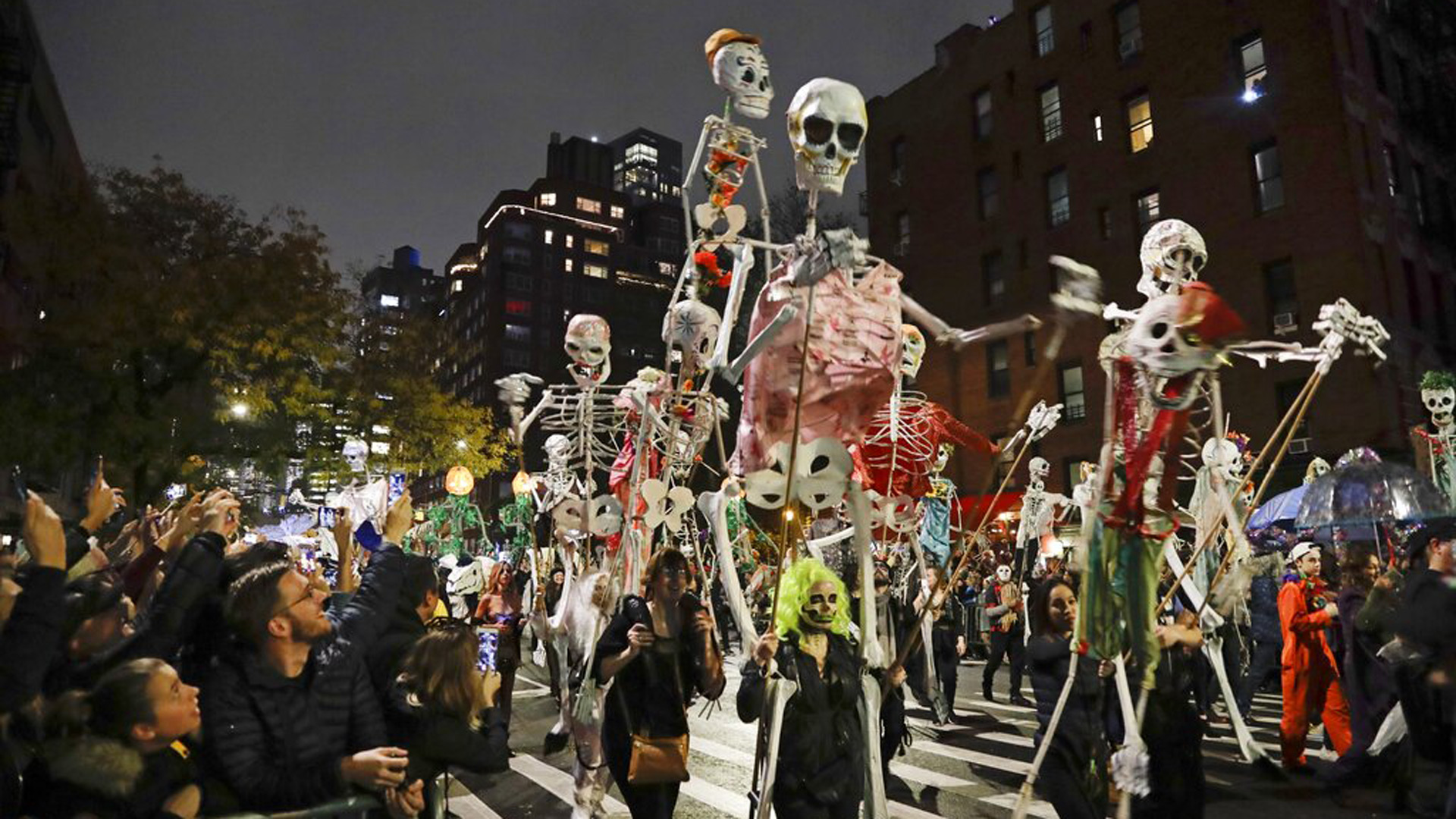 Okc Halloween Parade 2020 Trick or What? Pandemic Halloween is mixed bag all around | KFOR