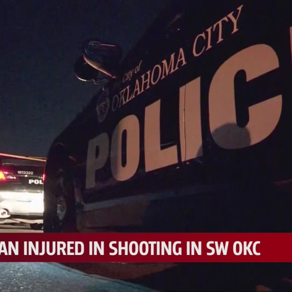 Woman injured in shooting