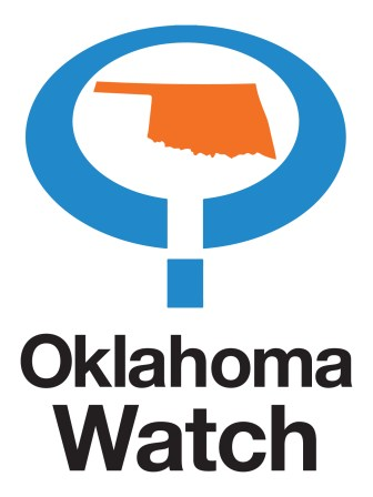 GRAPHIC OF THE OKLAHOMA WATCH LOGO
