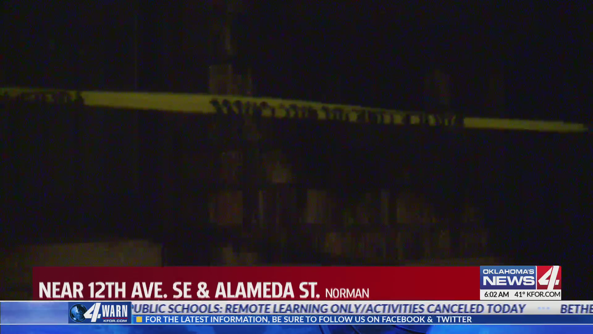 One dead in Norman apartment fire
