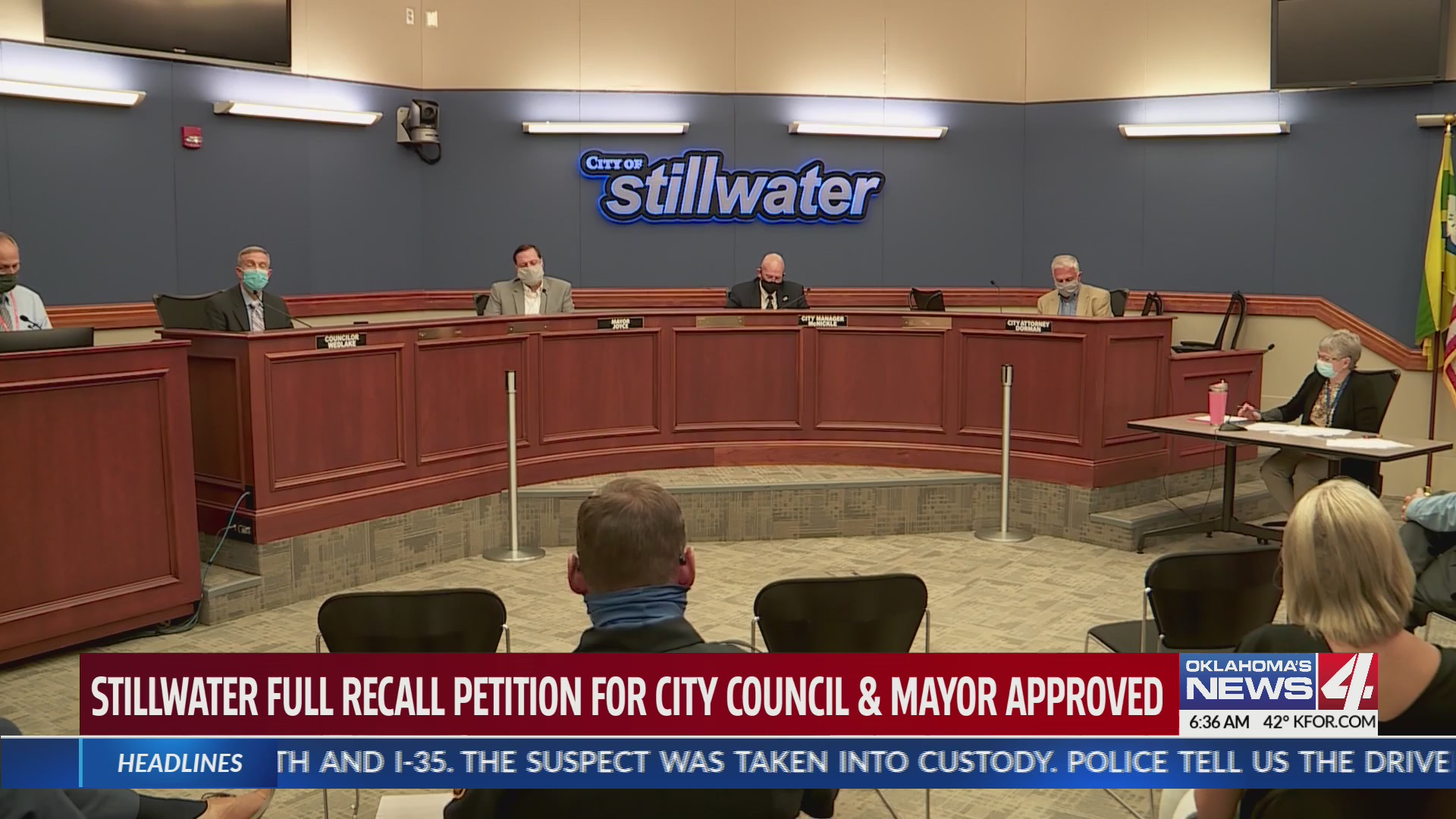 Stillwater City Council