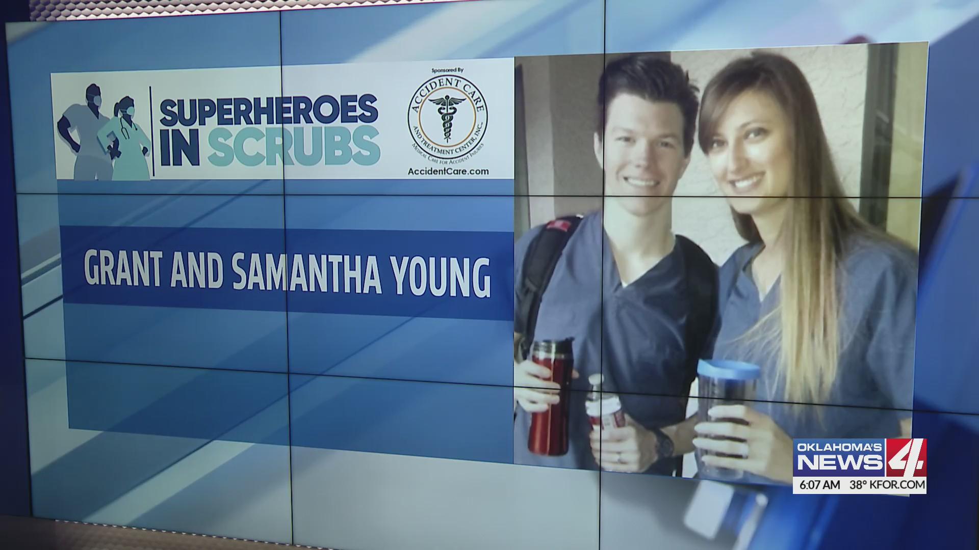 Grant and Samantha Young