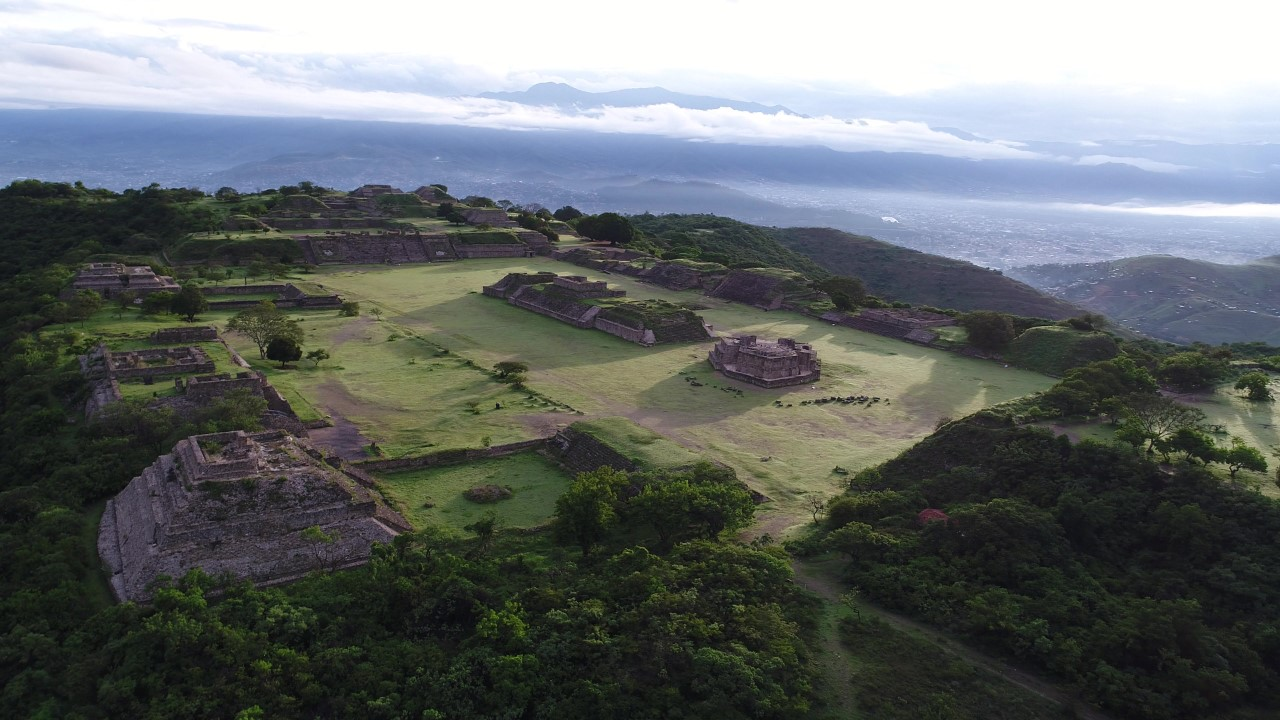 Marc Levine's photo of Monte Alban