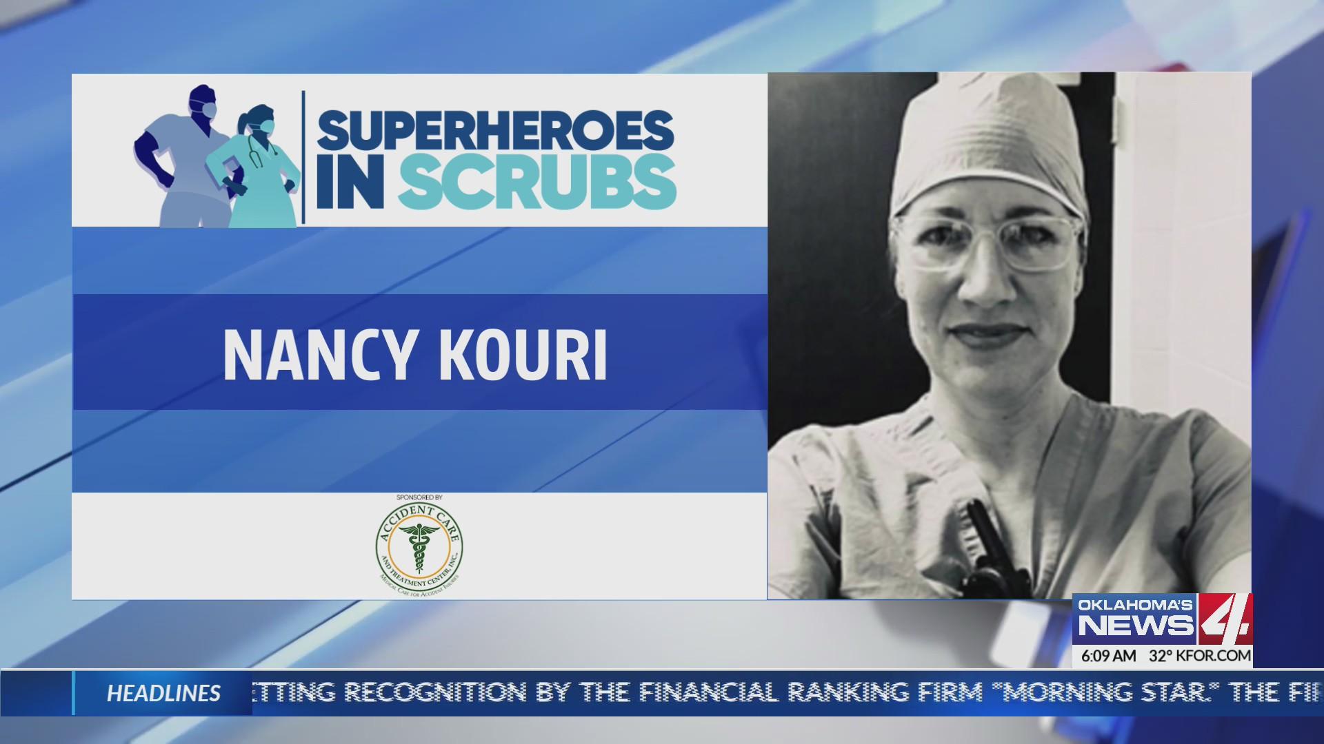 Nancy Kouri