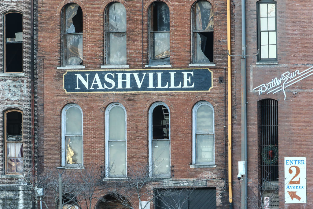 Investigators hold news conference on progress in Nashville explosion case