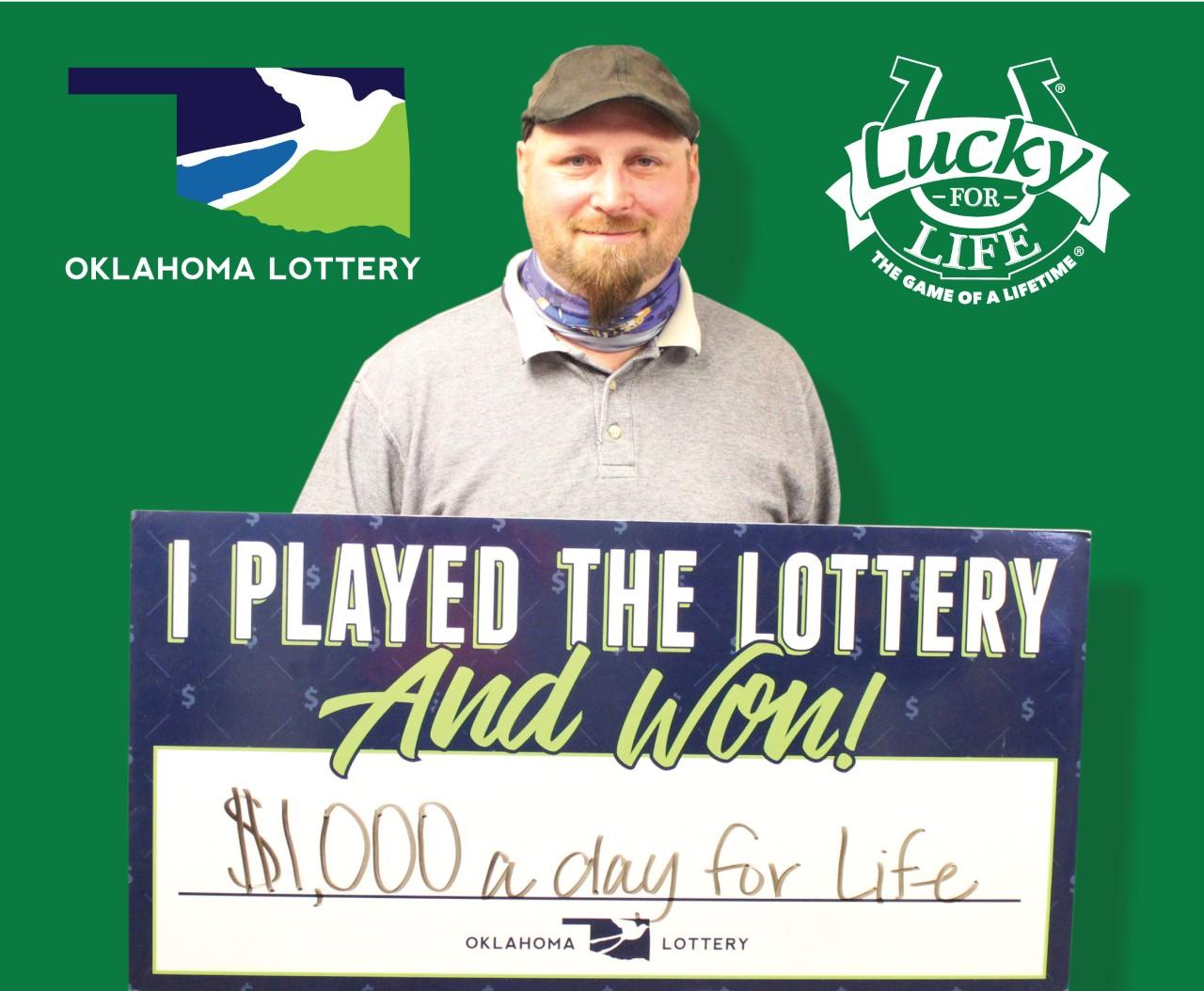 Jeremiah winning lottery