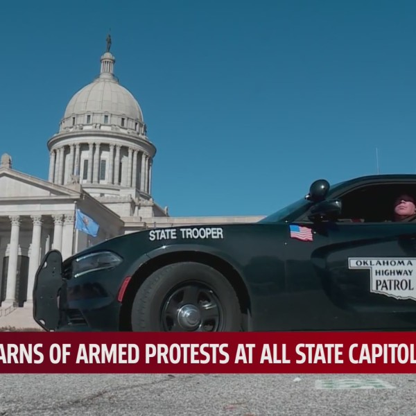 FBI warns of armed protests