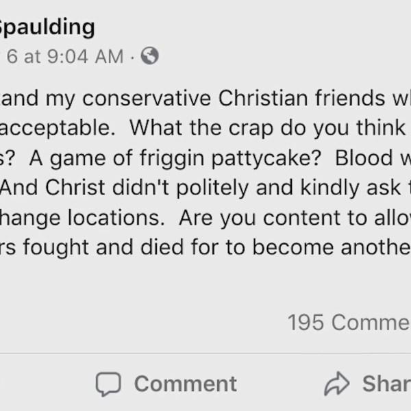 GOP Facebook post