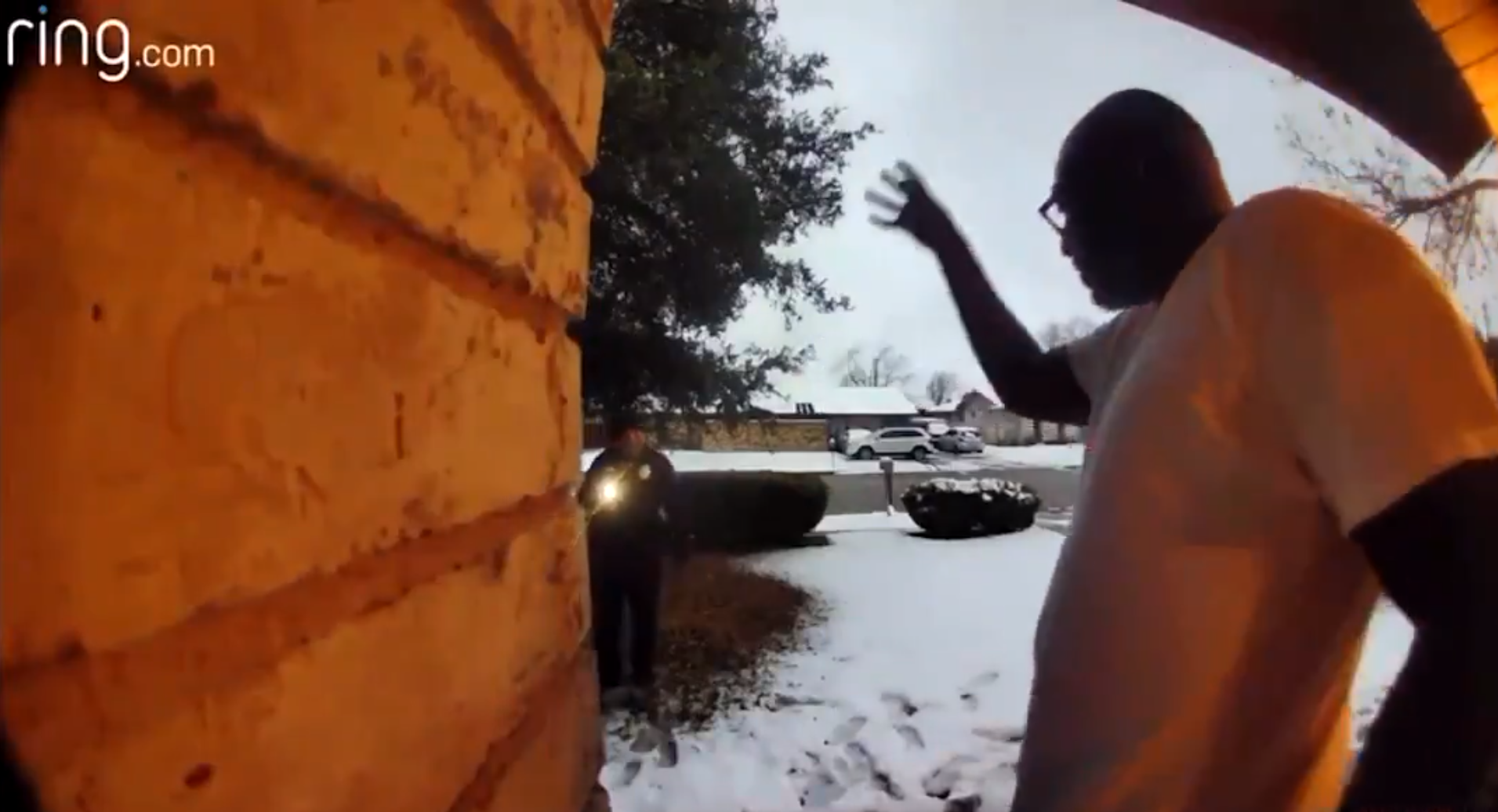 Viral Video Of Texas Pastor Shot and Killed By Police [VIDEO]