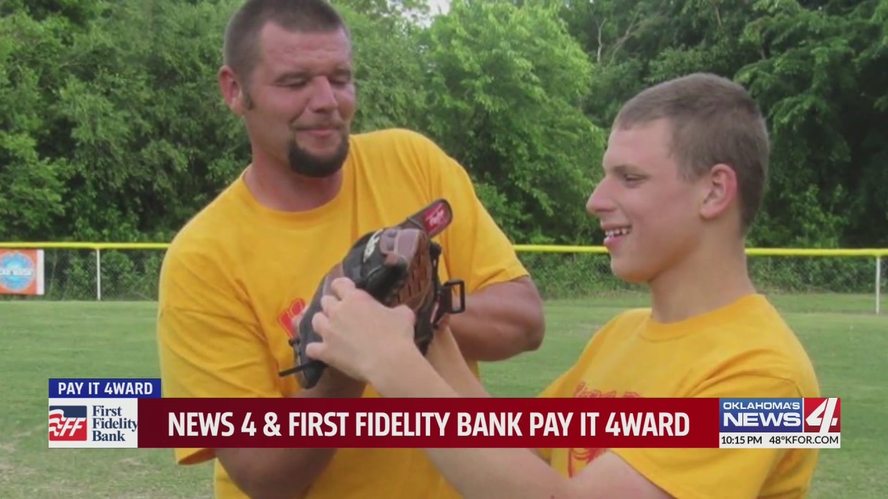'They're not different, they're just kids,' Oklahoma man creates t-ball league for special needs children