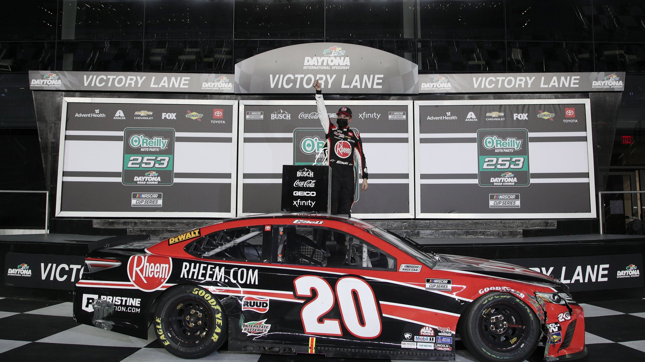 From NASCAR