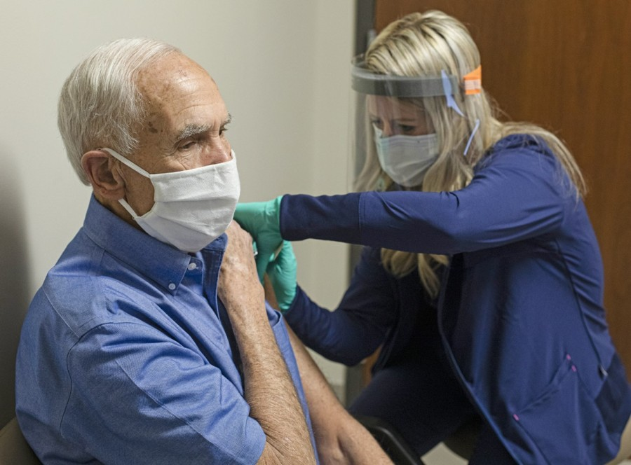 Cherokee Nation vaccine