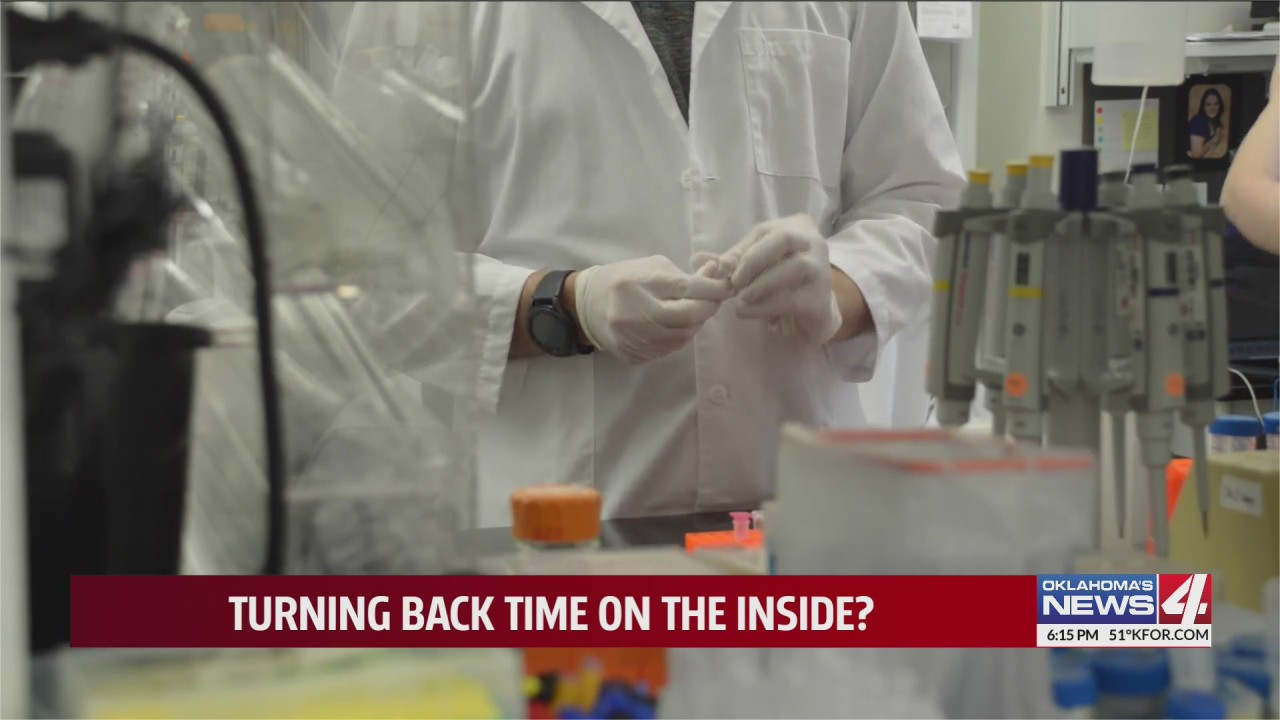 Oklahoma researchers study drug that could reverse aging without exercise