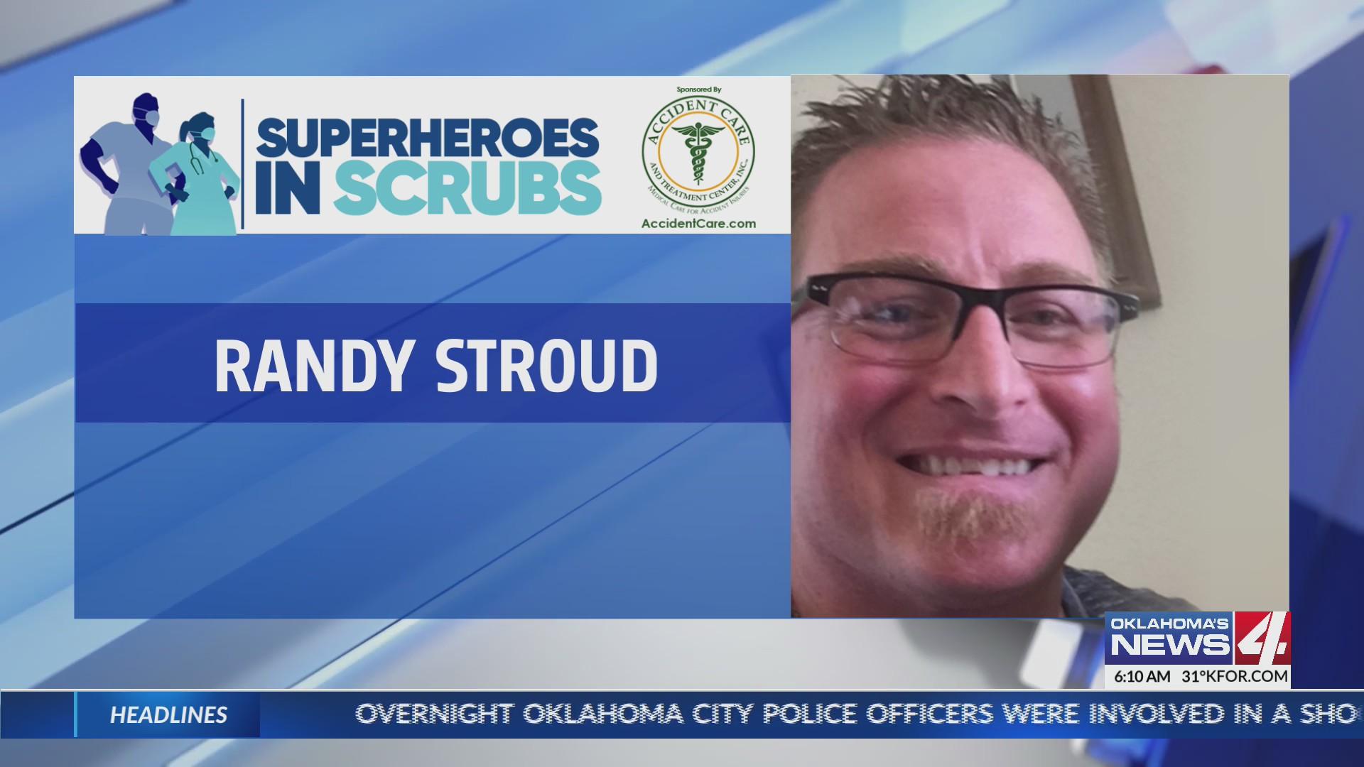 Randy Stroud