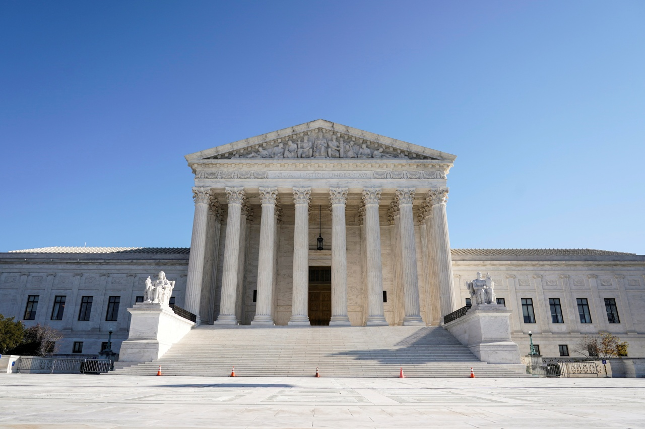 US Supreme Court begins arguments in major voting rights case