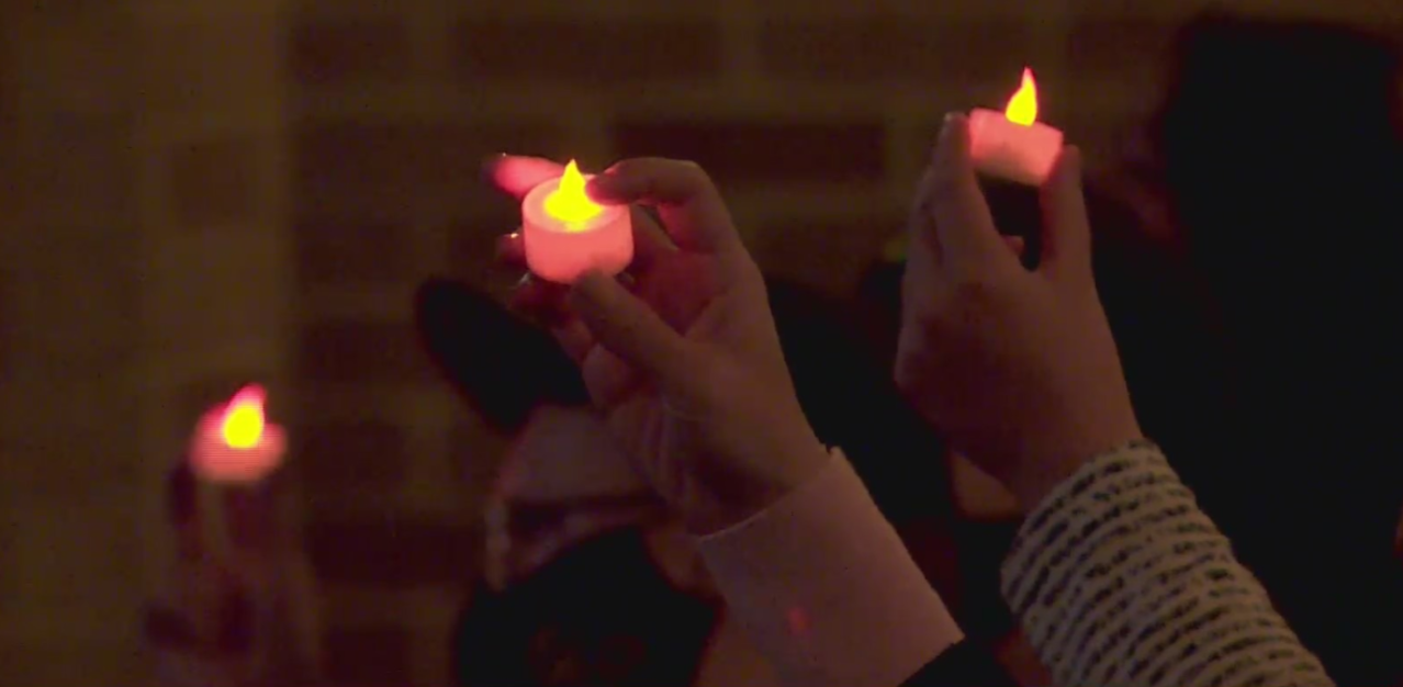kfor.com: Candlelight vigil held in Oklahoma City to stop hate, violence against Asian Americans and Pacific Islanders